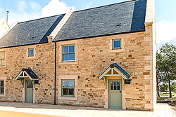 Buttercup Cottage - luxury holiday cottage at Burgham Park, Alnwick