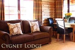luxury log cabin northumberland