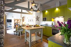 orchard house barn corbridge luxury holiday let