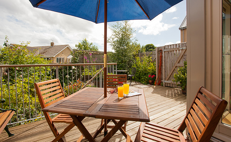 River View luxury holiday cottage in Amble Northumberland near the beach and sea with views