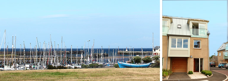 amble self catering