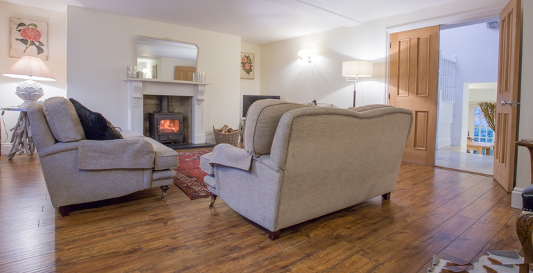Luxury 5 Star holiday cottage in Harbottle Northumberland pets welcome