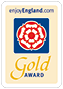 Quality in Tourism Gold Award Winning Cottage