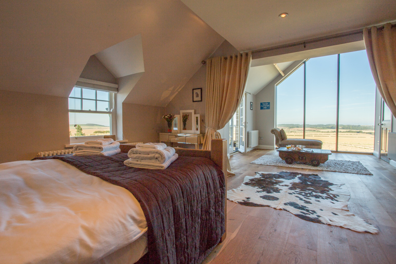 best self catering in bamburgh