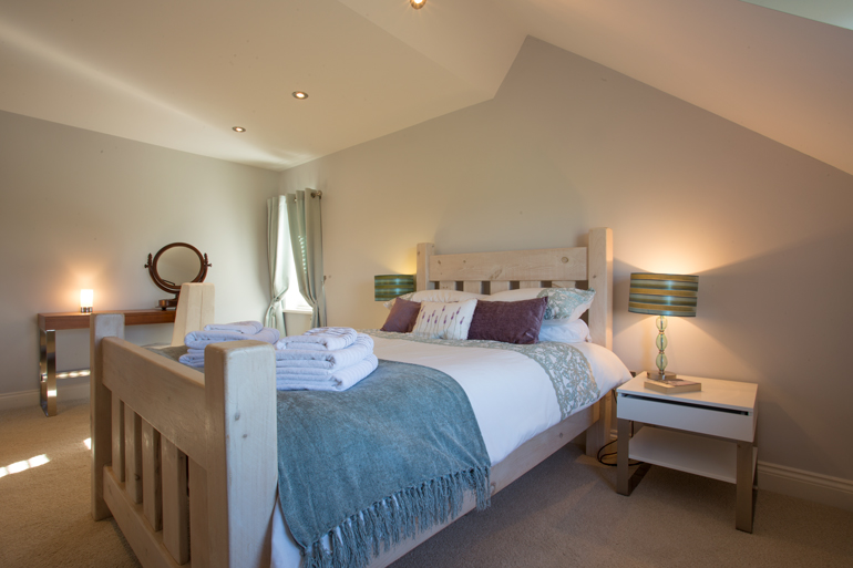 best self-catering holiday cottages in the UK, luxury cottages for rent in Northumberland for families
