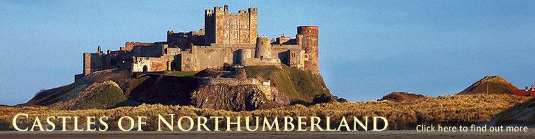 castles in northumberland lindisfarne castle bamburgh castle warkworth castle