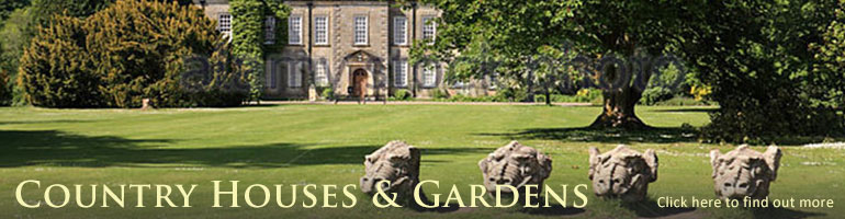 country houses and gardens in northumberland wallington house howick hall cragside