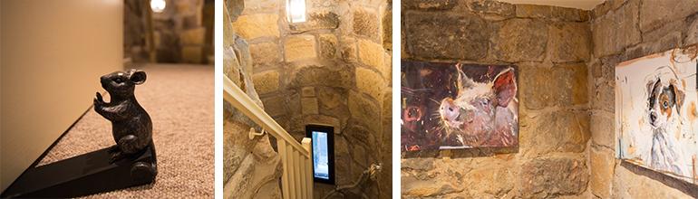 pottergate tower luxury holiday accommodation in alnwick northumberland