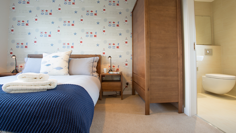 Self Catering Holiday Cottage in Craster Northumberland near Mick Oxley's Gallery