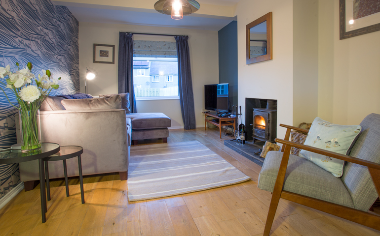 Crabcake Cottage - Luxury Family sized holiday cottage in Craster - home of Craster Kippers