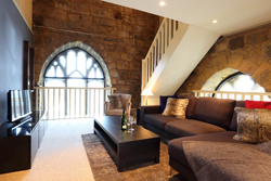 pottergate tower in alnwick, interesting places to stay in northumberland, best historical places to stay in uk, quirky cottages, cottages in alnwick, history of alnwick