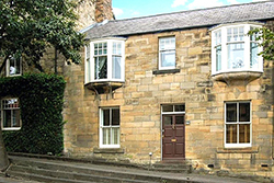 westhill house in warkworth, cottage for families, child friendly cottages in uk, child friendly cottages northumberland, cottages with gardens uk