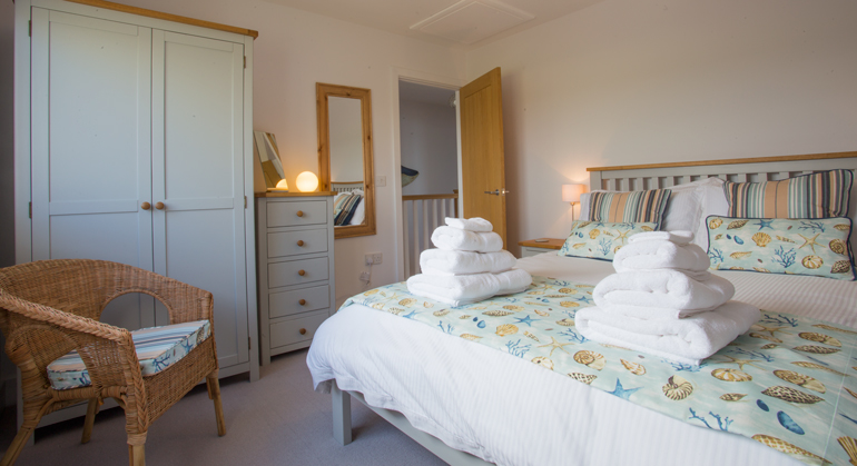 bay view in amble, luxury holiday cottages in amble, amble cottages with sea view, bay view cottages