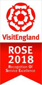 visit england rose award