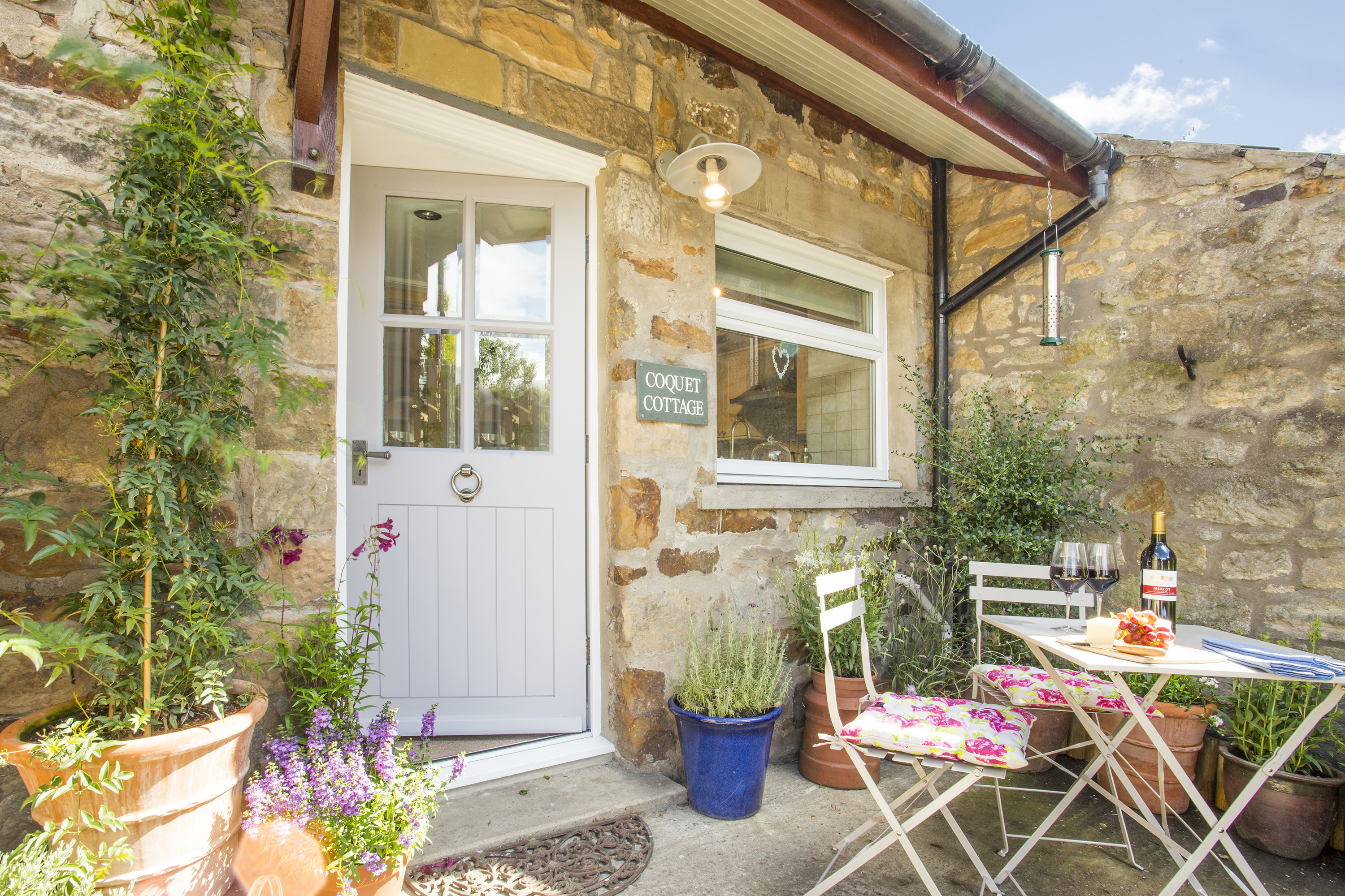 Coquet Cottage Weldon Luxury Sawdays Holiday Accommodation