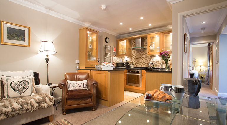 luxury holiday cottages in Warkworth close to the beach and dog friendly all on one level romantic cottages
