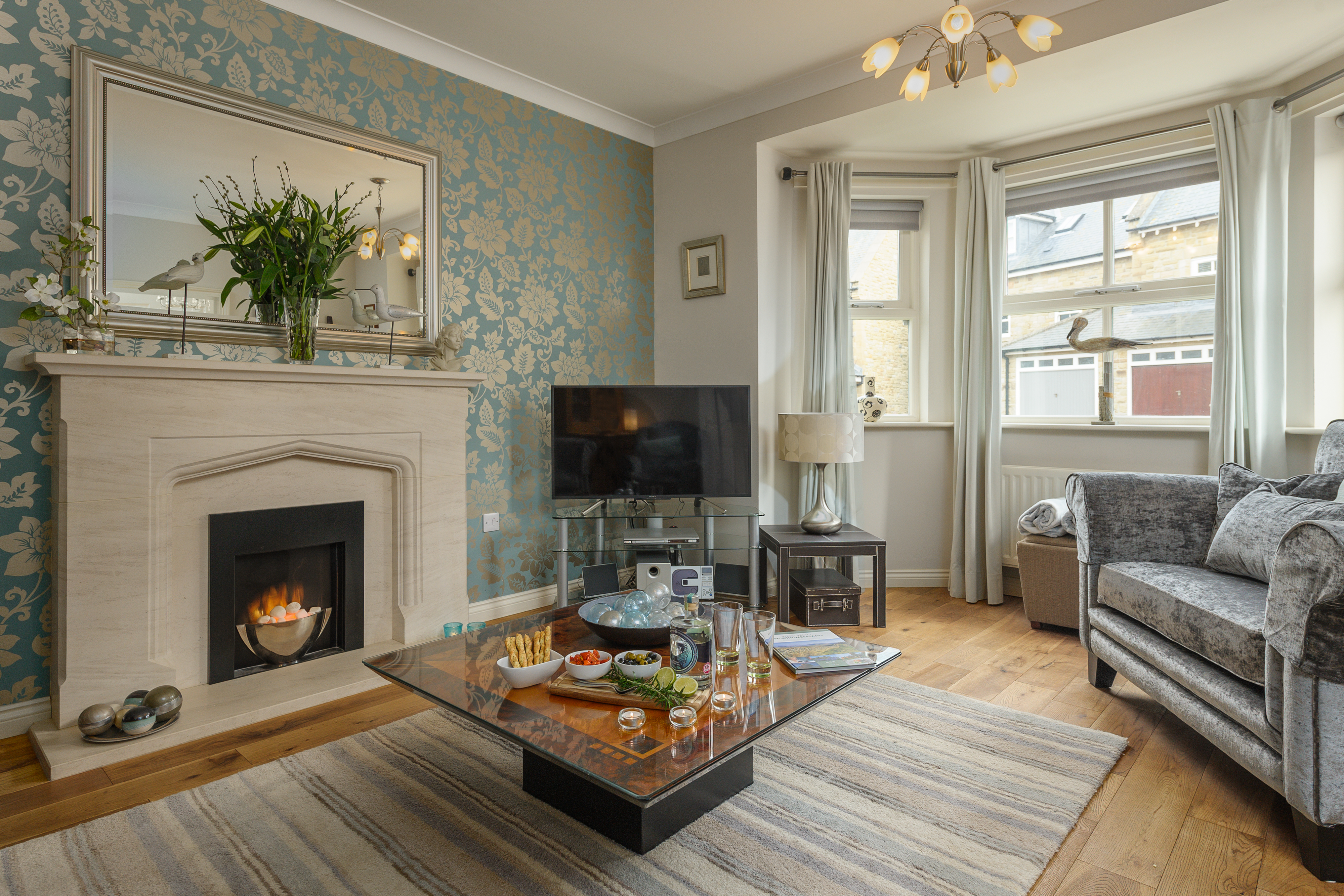 luxury boutique accommodation warkworth northumberland