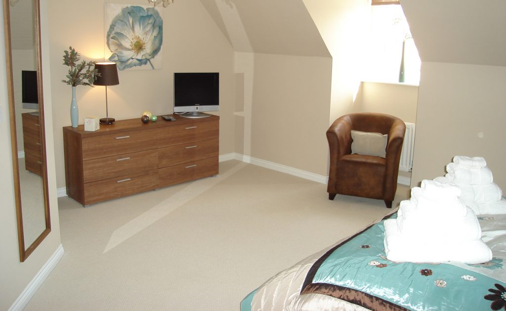 Luxury holiday property in Warkworth Northumberland where pets are accepted
