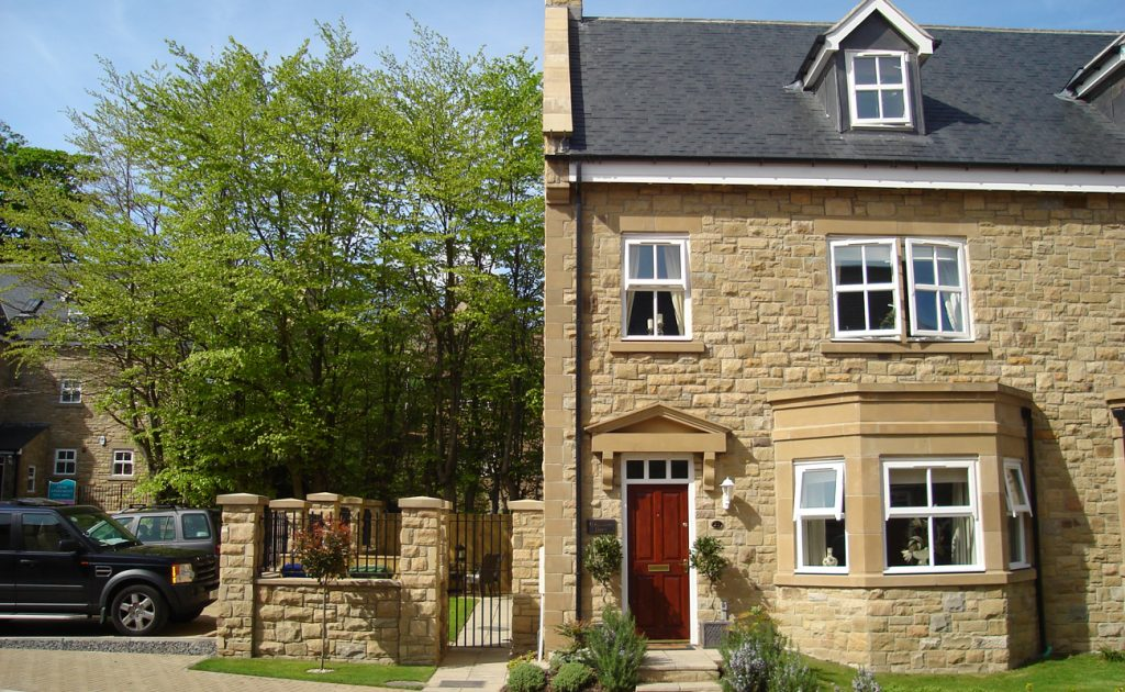 cottages in warkworth self catering