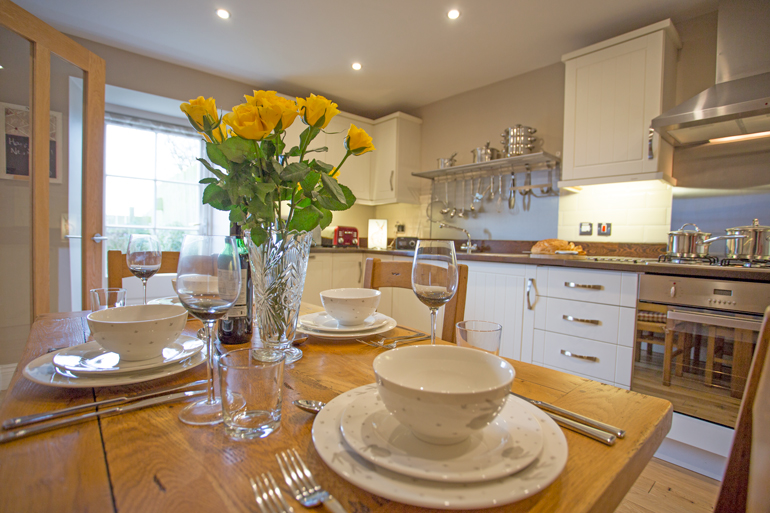 luxury romantic holiday cottages in Alnwick pet friendly