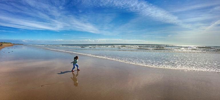 alnmouth beach warkworth