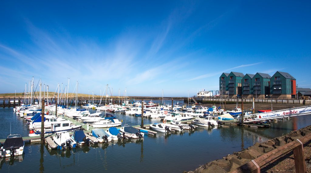 amble-harbour-holiday-cottages-warkworth-castle-northumberland