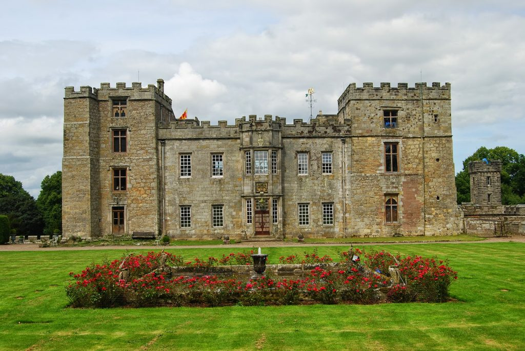Chillingham Castle Northumberland, where to visit in Northumberland, best inhabited castles in the UK