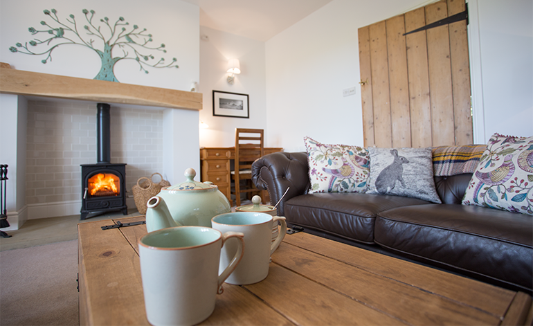 Hare Cottage luxury holiday cottage in warkworth northumberland pets welcome near the coast