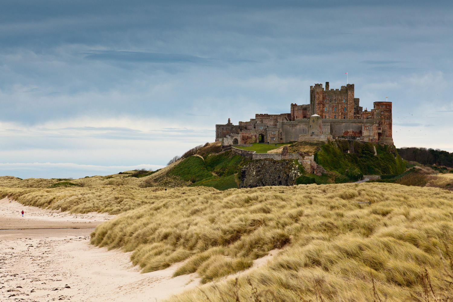 Luxury holiday cottage Bamburgh Northumberland no pets allergy friendly