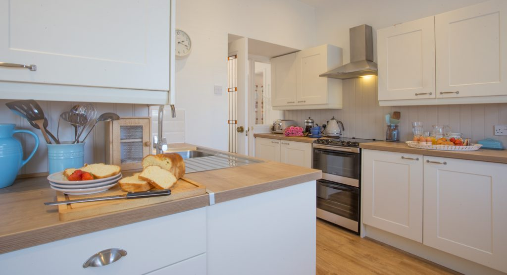 amble cottages for large families dog friendly