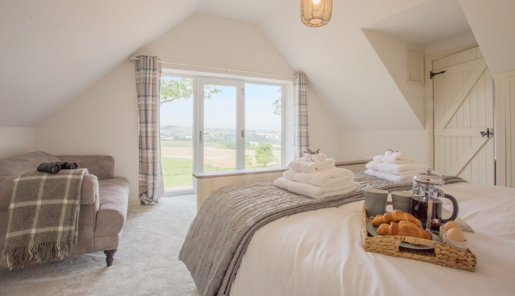 luxury romantic cottages in alnmouth with views and pet friendly