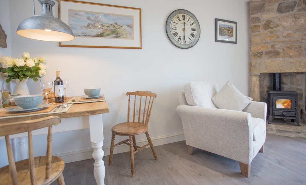 romantic pet friendly cottages on the northumberland coast