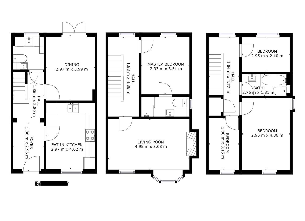 Lilac House Floorplan 1300px