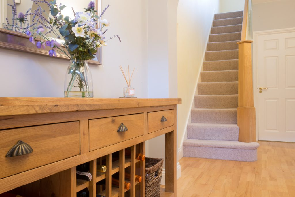 luxury holiday homes in Alnwick, luxury cottages in alnwick dog friendly with enclosed garden