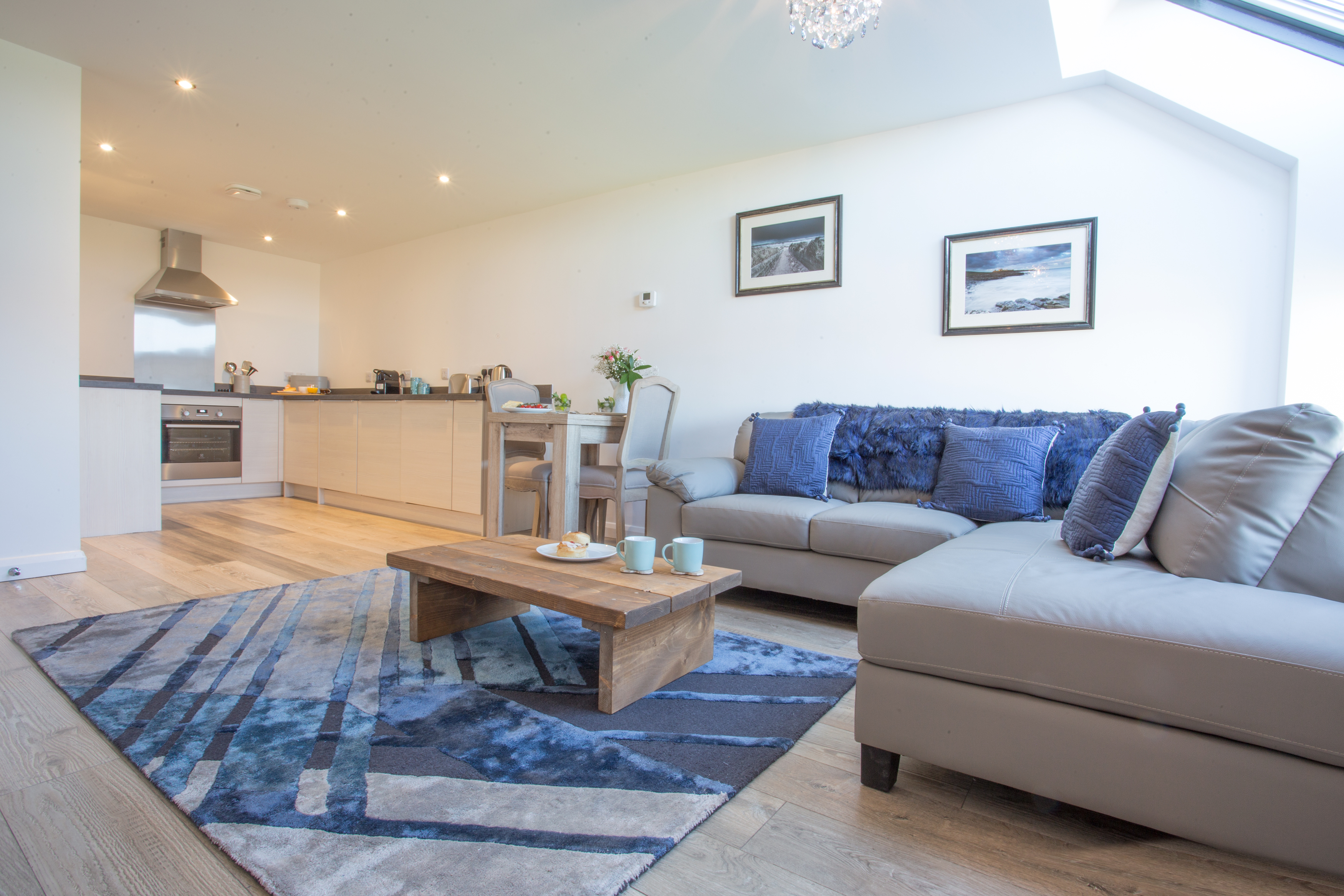 luxury apartment living in alnwick, apartments for holidays in alnwick luxury places to stay Alnwick
