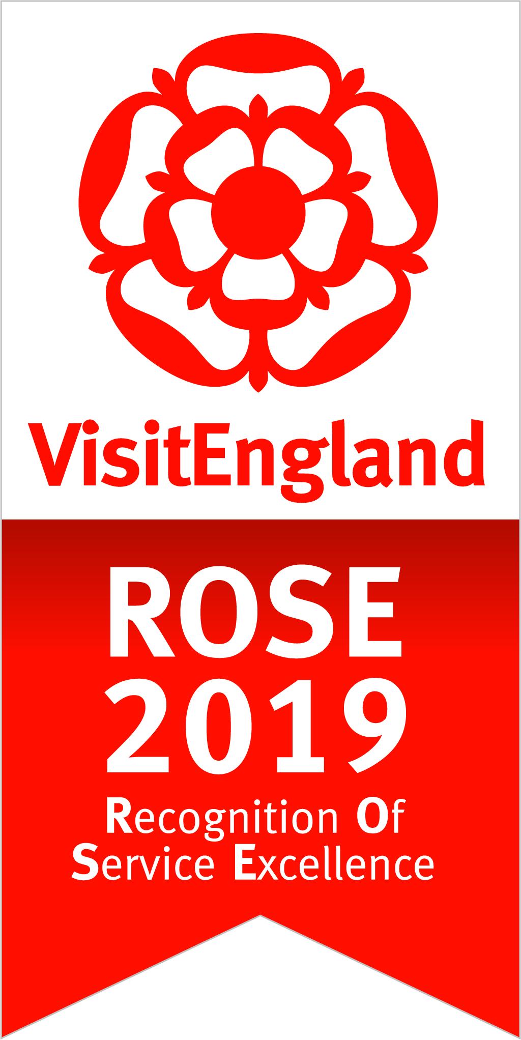 2019 VisitEngland ROSE Award