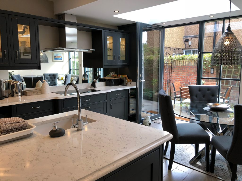 Honeybee Cottage Luxury Kitchen