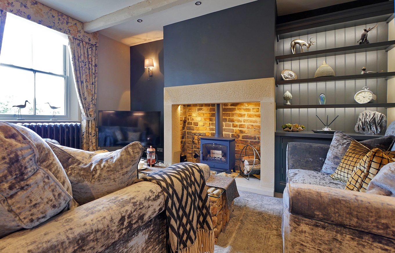 gorgeous luxury Warkworth holiday cottage 5 star pet friendly Northumberland