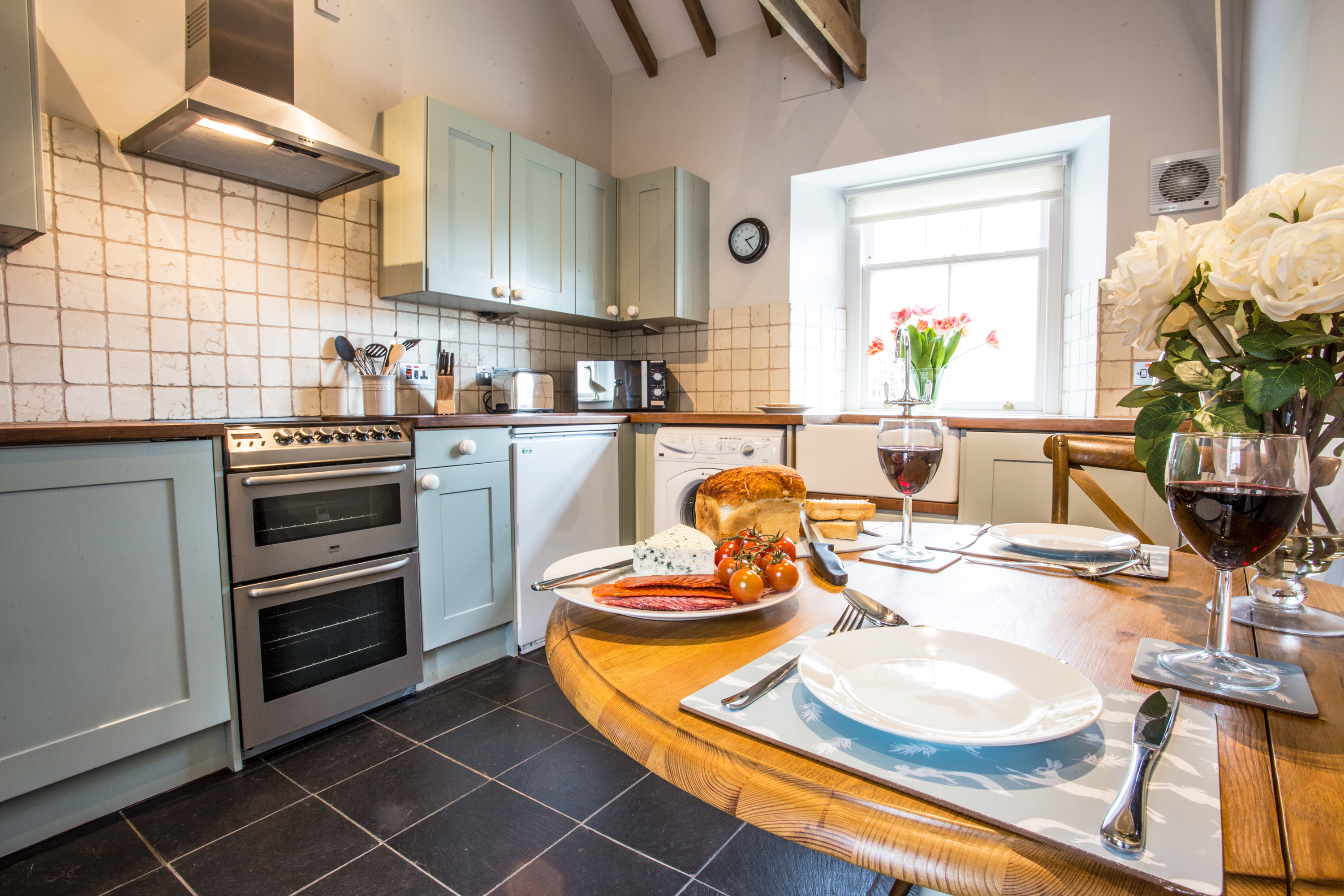 Holburn Mill luxury holiday cottage near Holy Island and Bamburgh in Northumberland