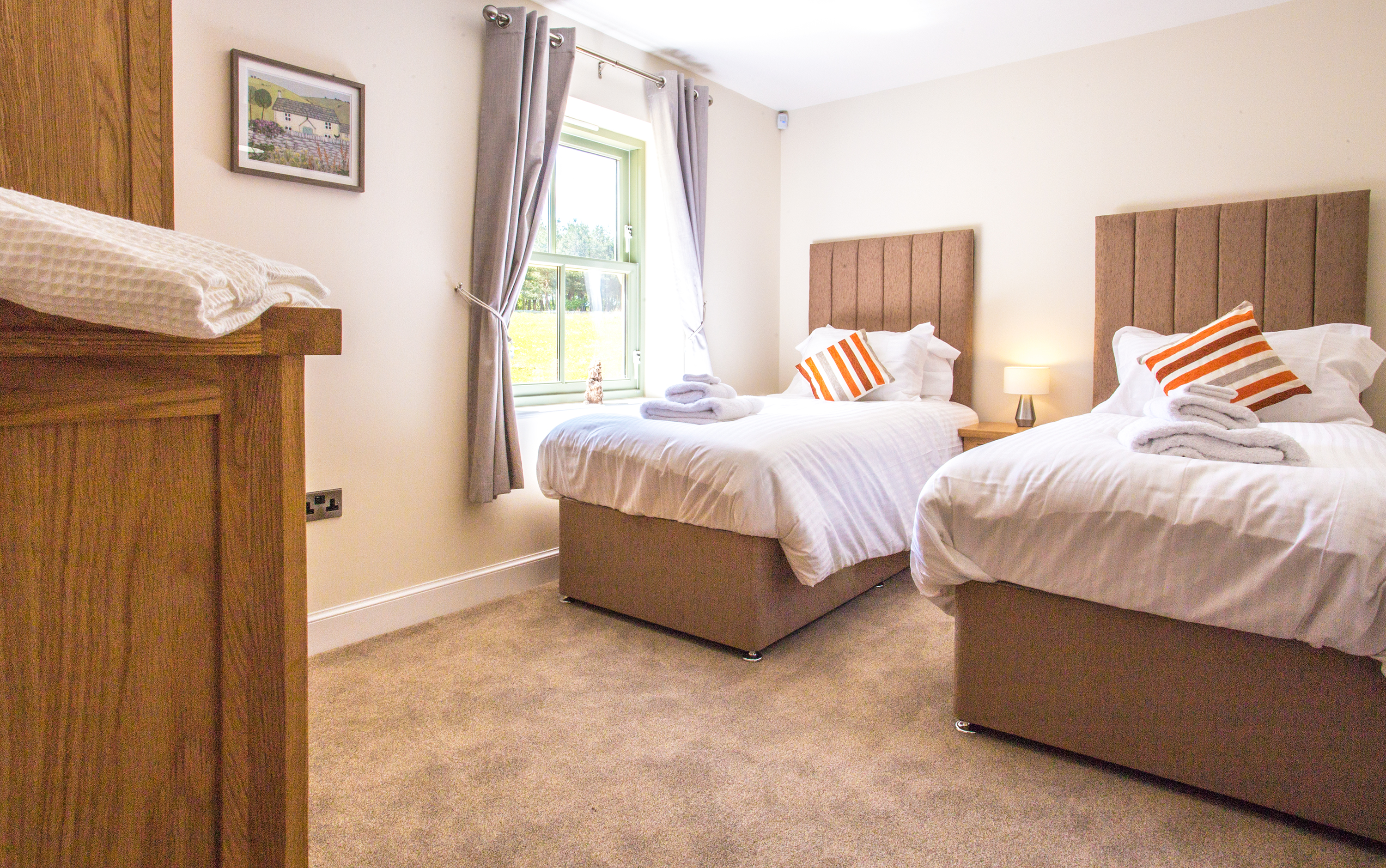 best holiday cottages for families, cottages in peaceful locations UK Northumbeland
