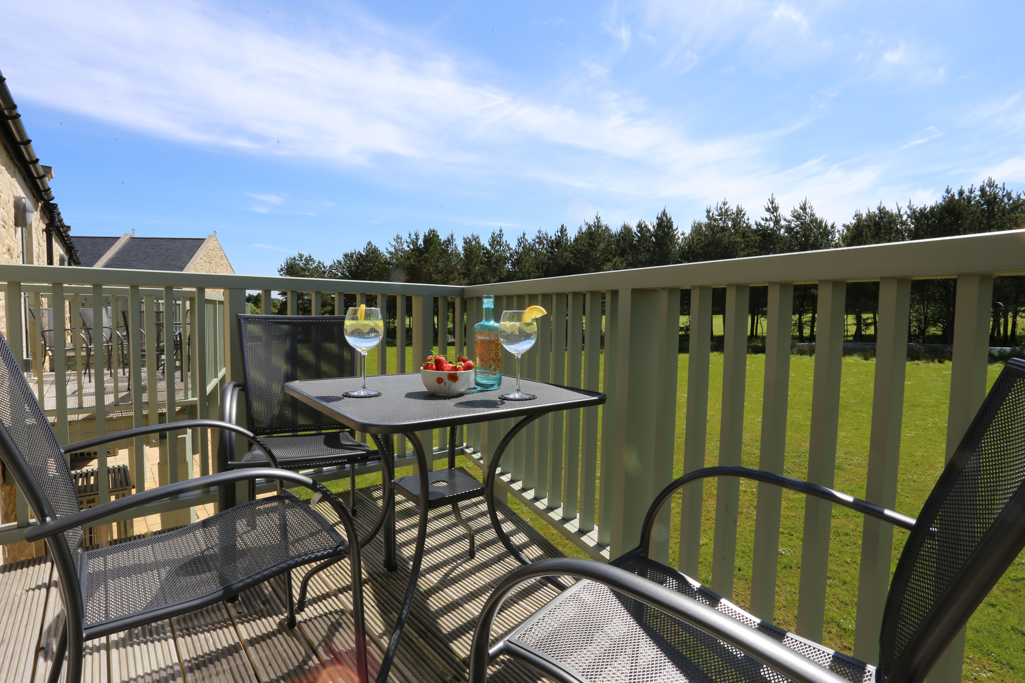 cottages for 30 in Northumberland