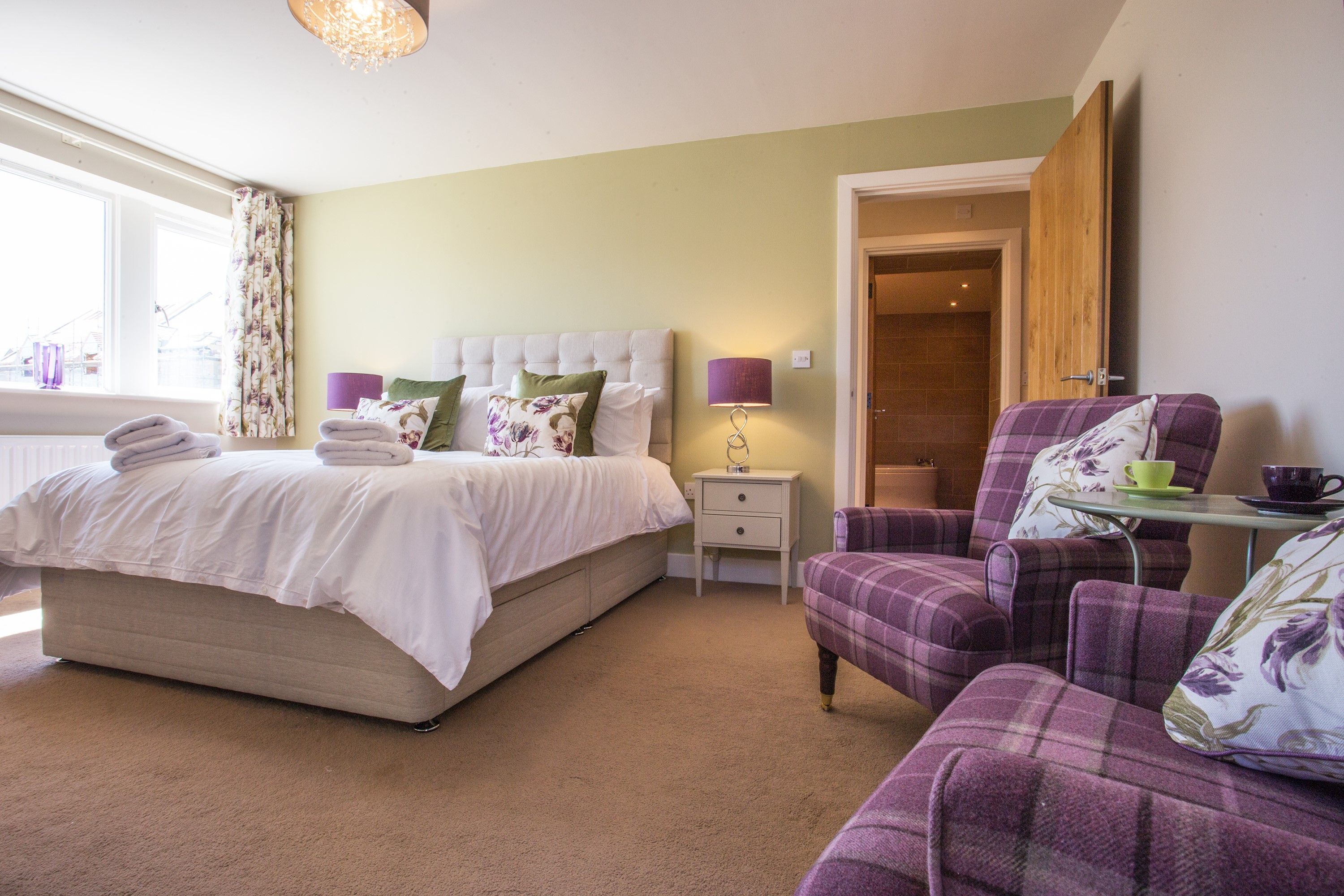 holiday homes in Northumberland, family friendly self-catering accommodation Chatton Wooler