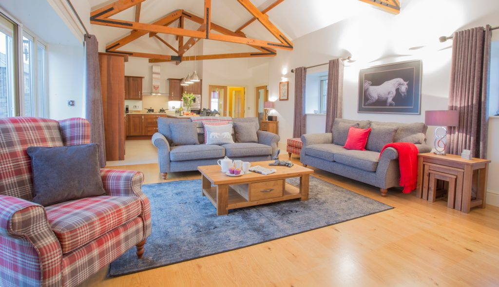 cheviot house in bamburgh luxury holiday cottage pet free