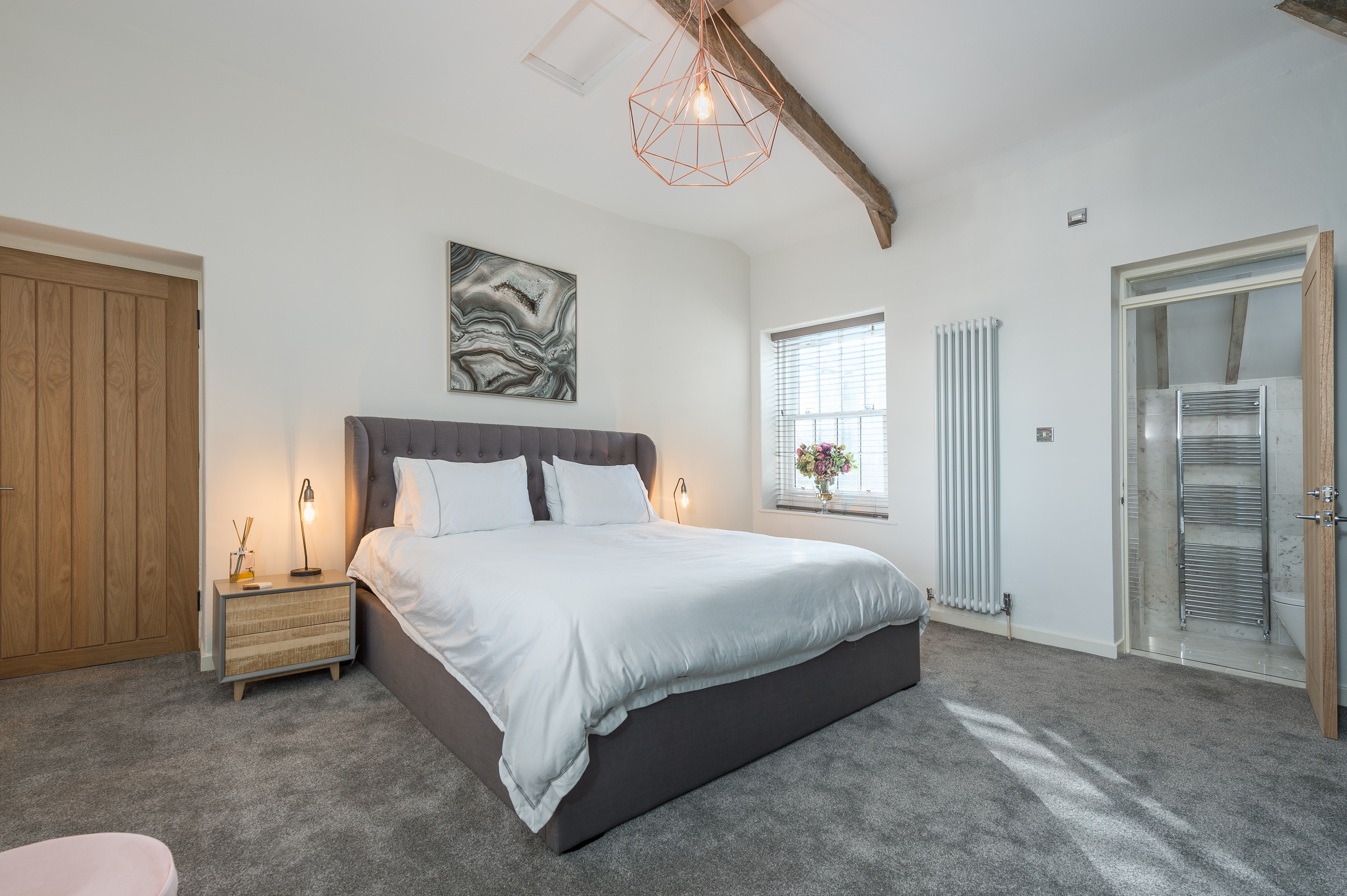 wagonway lodge gorgeous cottage in the heart of christmas for couple retreats luxury 5 star accomodation northumberland bamburgh warkworth