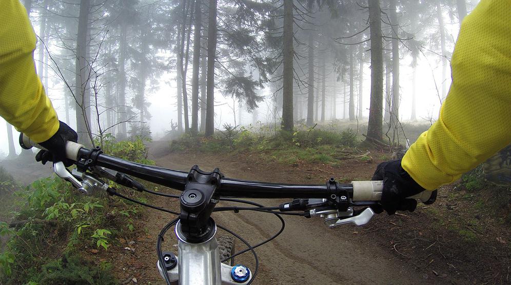 Mountain Biking Northumberland